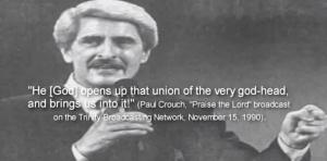 Little God 30 Paul Crouch